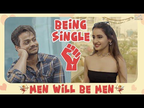 Download MEN WILL BE MEN - BEING SINGLE     SHANMUKH JASWANTH    JHAKAAS    Infinitum Media