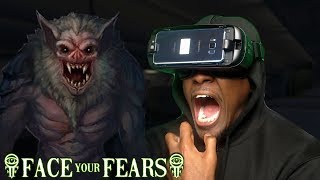 I Hope This NEVER Happens On A Airplane | Face Your Fear Final Approach Gear VR REACTION