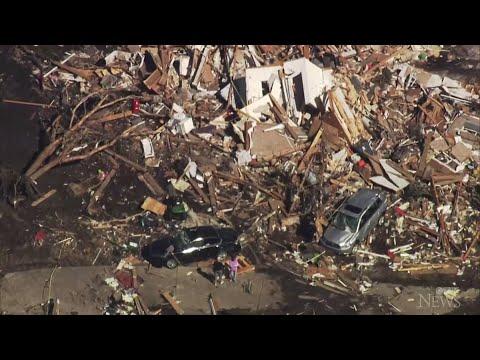 Tornado leaves at least 3 dead, 10 injured in North Carolina