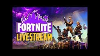 Fortnite Live Stream PS4 Broadcast GAME ON (SWAG) #SouthWestAggressiveGamers