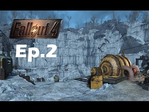 FIXING A WATER PUMP | Fallout 4 | #2