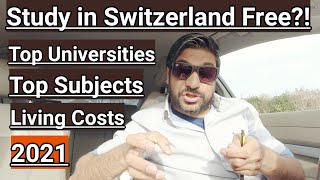 Best and Cheapest Country's to study Abroad for Free ?! 2021 Europe.