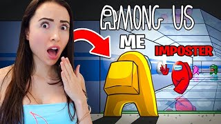 Among Us LIVE with Friends! (funny)