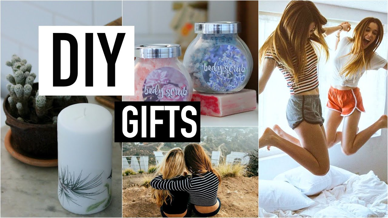 Diy Gifts Best Friends Part 2 Natasha Rose Youtube