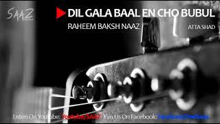 Dil Gala Baale Cho Bubul Bya Gulaabe Pull - Raheem Baksh Naaz - Atta Shad