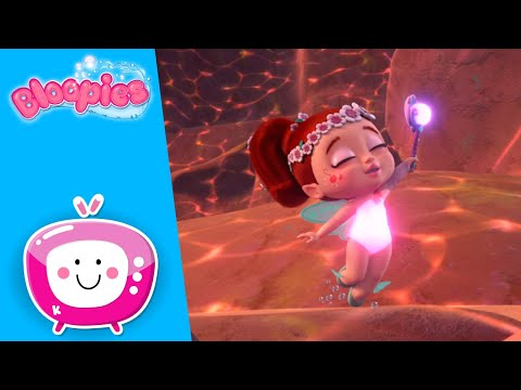 NEW MISSION 🐙 TO THE RUBY SEA 🔴 FAIRIES 🧚 BLOOPIES 🧜♂️💦 SHELLIES 🧜♀️💎 FOR KIDS