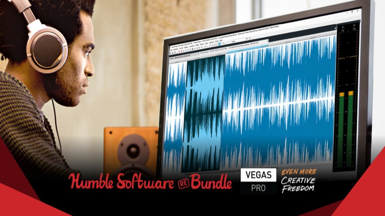 Humble Vegas Pro 15 Bundle    Again