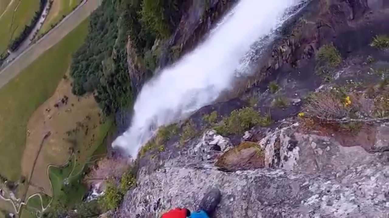 Klettersteig Fallbach : Fallbach klettersteig e 2014 youtube