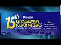 THE CHURCH OF PENTECOST HEADS PRAYER SESSION @ 15TH EXTRAORDINARY COUNCIL MEETING (MAY, 2017) Mp3