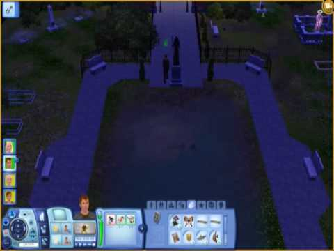 Dating death sims 3