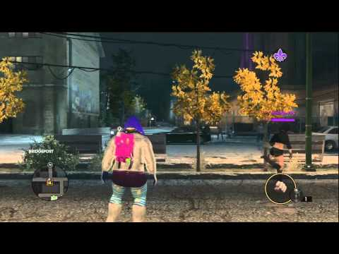 Saints Row 3 - Performing Completely Legal Activities