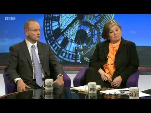 Sunday Politics 15 Feb 2015 London segment Mike Freer MP