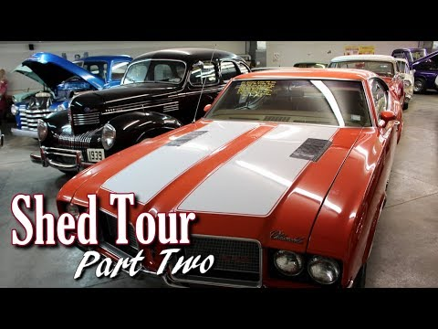 Shed Tour - Country Classic Cars - Part 2