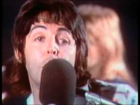 Paul McCartney & Wings - Jet [Rehearsal] [High Quality]