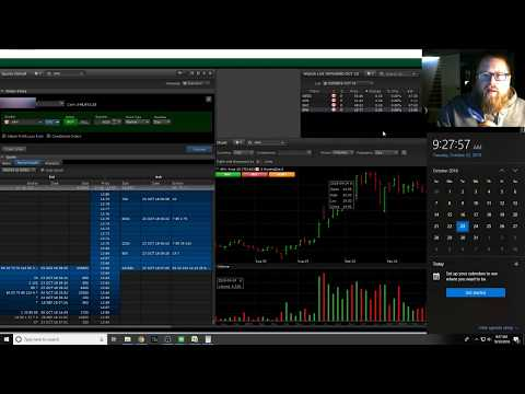 +$3,540 In 2 Minutes Day Trading APH (Aphria Inc) On The TSX Today :)