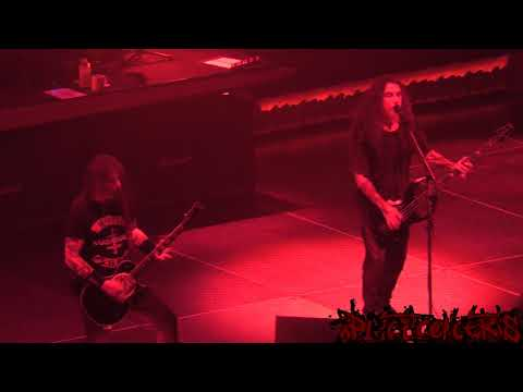 Slayer Live - Raining Blood - Uncasville, CT (June 1st, 2018) Mohegan Sun 1080HD