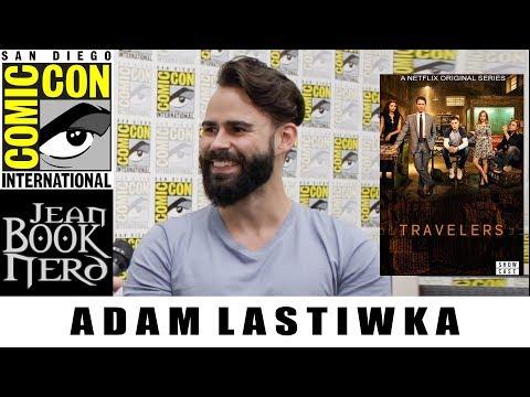 Adam Lastiwka Composer Interview - TRAVELERS - San Diego Comic Con 2018 - JeanBookNerd Mp3