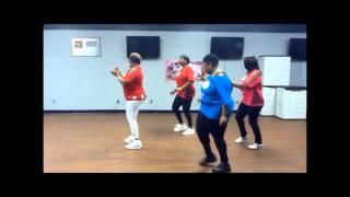 Down South Shuffle Line Dance - INSTRUCTIONS