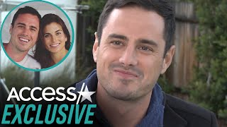 Ben Higgins Teases Engagement To Girlfriend Jessica Clarke: 'This Needs To Move Forward'