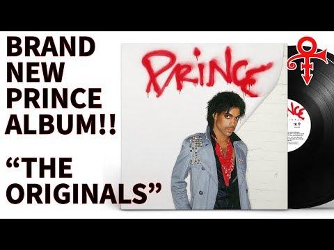 """NEW PRINCE ALBUM - """"THE ORIGINALS"""" SURPRISE RELEASE 2019!!!"""