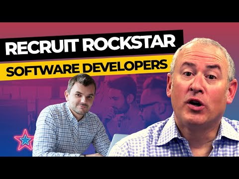 The secret to recruiting rockstar Software Developers
