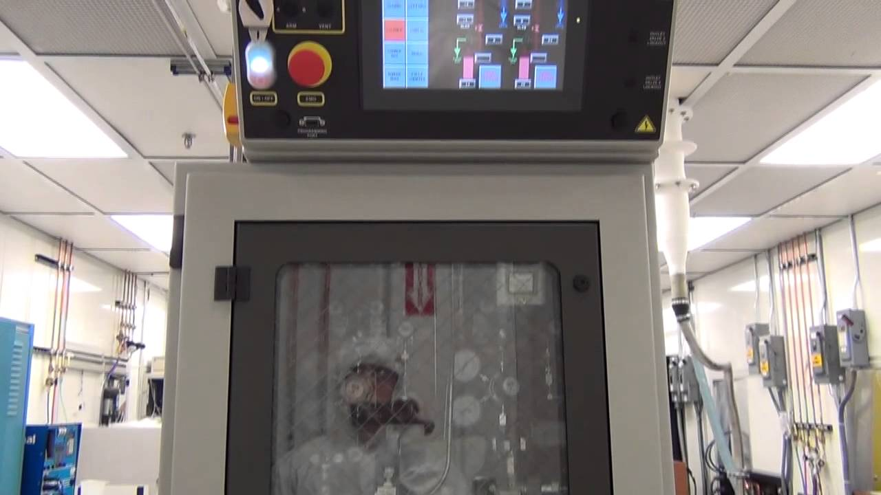 Complete 50000sf Gaas Ic Semiconductor Wafer Fabrication Facility Monolithic Microwave Integrated Circuit Videos Youtube