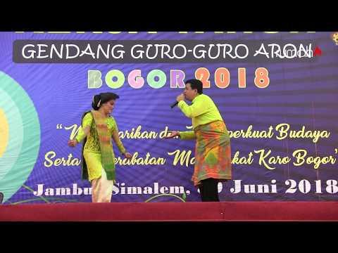 Adu Perkolong Kolong - Samuel Sembiring ras Lopiga Br Karo (1) -  Kerja Tahun Bogor 2018