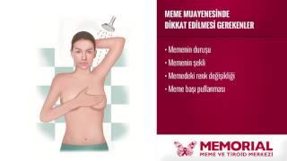 Kendi Kendine <b>Meme</b> Muayenesi Nasıl Yapılır? Prof. Dr. Mustafa ...