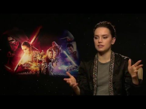 Download Youtube: Star Wars The Force Awakens Interview - Daisy Ridley