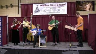 Fishers Hornpipe - Kaiser Family Band - Midland 2009