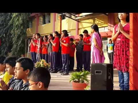 Prayer - Assembly K.V. MIRC, Ahmednagar