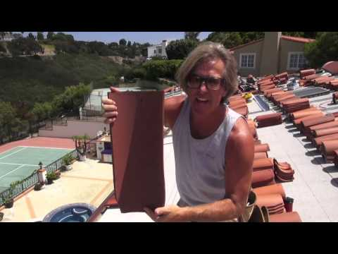 How to Install Mediterranean Style Tile Roof Palos Verdes Estates Roofing