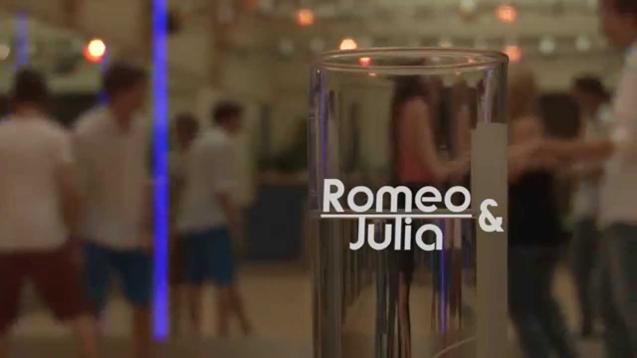 Romeo und Julia - moderne Verfilmung (Juni 2014) - YouTube