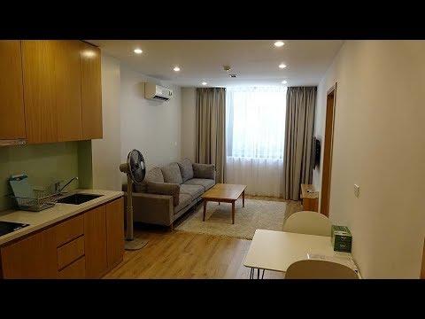 Kim Ma Thuong通りのハイセンスなサービスアパートSweet Home 51bed60㎡のご紹介