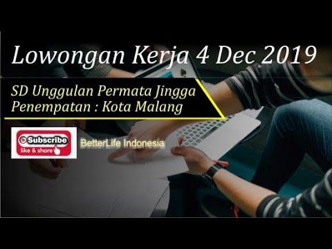 Lowongan Guru SD Unggulan Di Malang, Sekolah Unggulan Permata Jingga