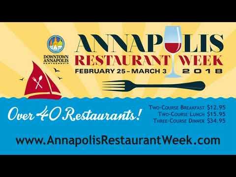Annapolis Restaurant Week 2018  (E-80)