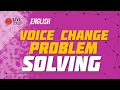 English - Voice Change  Problem Solving [SSC | HSC | Admission]