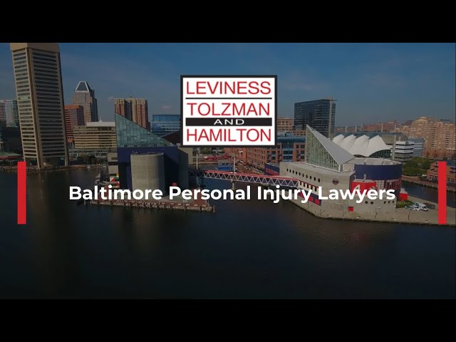 Baltimore Personal Injury Lawyers | LeViness, Tolzman & Hamilton