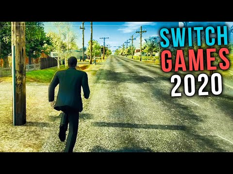 Top 20 NEW Switch Games Of 2020