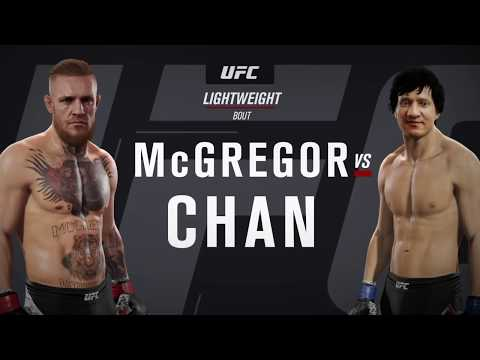 Conor McGregor vs. Jackie Chan (EA Sports UFC 2)