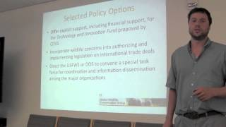 Multilateral Approaches & Global Wildlife Conservation