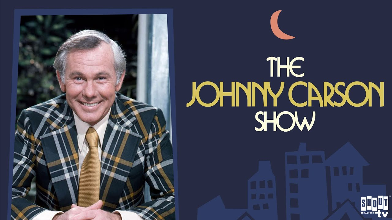 New in July: Four New Johnny Carson Collections on Shout! Factory TV