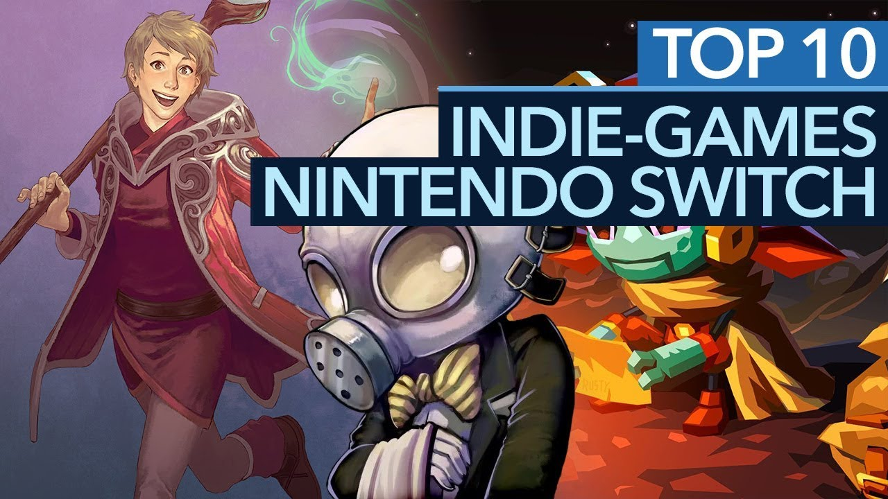 Top 10 Indie Spiele Für Nintendo Switch Tolle Nindies
