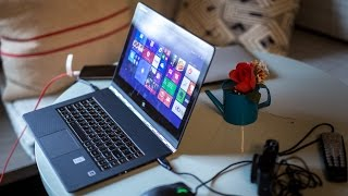 Tested In-Depth: Lenovo Yoga 3 Pro Review
