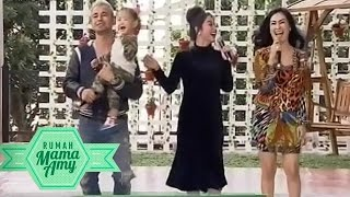 """Raffi Ahmad feat Dewi Perssik, Iis Dahlia """" Gadis Atau Janda """" - Rumah Mama Amy (10/1)"""