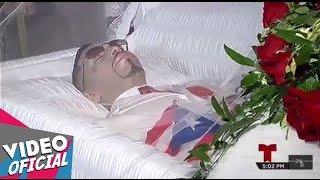 Funeral de Mexicano 777 - Sepultura de