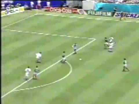 Mexico vs Ireland - Luis Garcia Goal #1 [Fifa World Cup 1994]