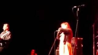 X - Johnny Hit and Run Paulene - Live in LA April 08