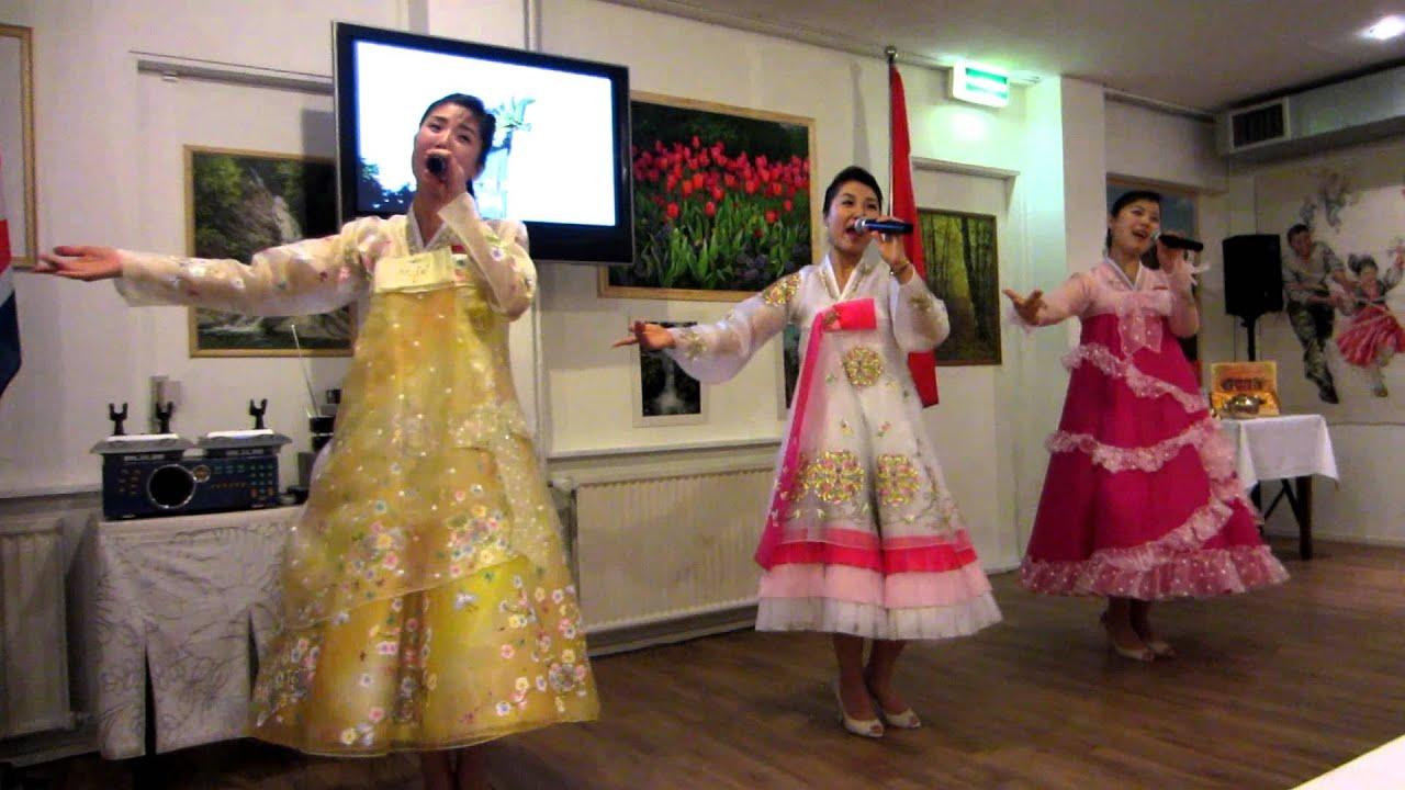 Singing And Dancing Pyongyang Restaurant - North