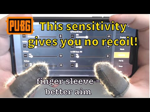 How To Get The Best PUBG Mobile Settings And Sensitivity | Chinese Pro Player | IPhone 11 Pro Max